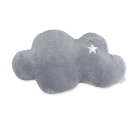 Decorative cushion Softy 30cm CLOUD Medium grey