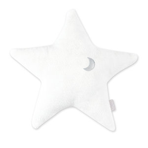 Coussin Softy 30cm STARY Ecru
