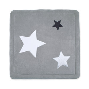 Padded play mat Terry 100x100cm STARY Grizou