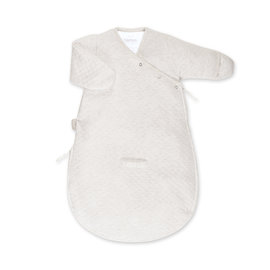 Magic Bag® Pady quilted jersey 0-3m BEMINI Light beige marled