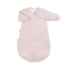 Magic Bag® Pady quilted jersey 0-3m BEMINI Rose doux
