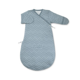 Magic Bag® Pady quilted jersey 0-3m OSAKA Mineral blue