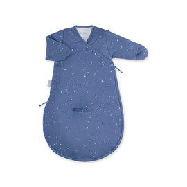 Magic Bag® Pady Jersey 0-3m STARY Motif étoile bleu denim