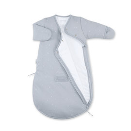 Magic Bag® Pady Jersey 0-3m STARY Motif étoile gris moyen