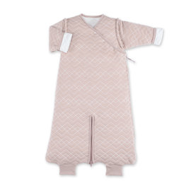 Magic Bag® Pady quilted jersey 3-9m OSAKA Vieux rose