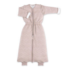 Magic Bag® Pady quilted jersey 9-24m OSAKA Vieux rose
