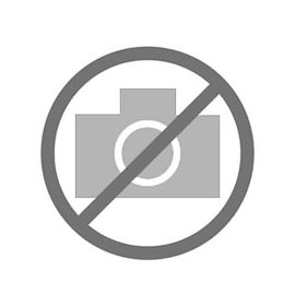 Blanket Pady quilted + jersey 75x100cm BEMINI Light blue