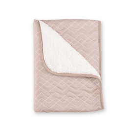 Couverture Teddy 75x100cm OSAKA Blush