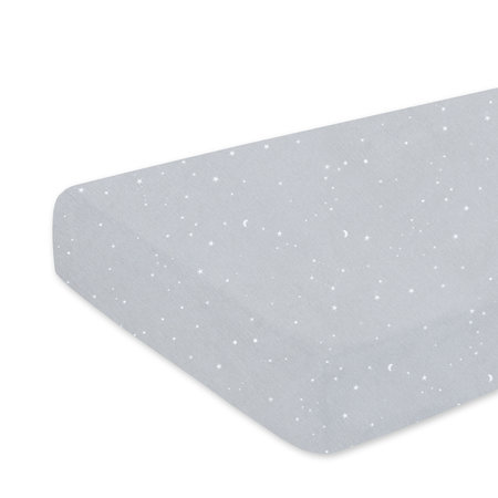 Crib sheet  100% cotton 40x90cm STARY Grizou