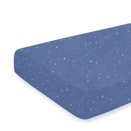 Playpen sheet  100% cotton 75x95cm STARY Shade