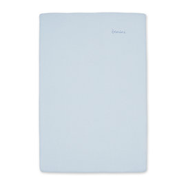Changing mat cover Bamboo 60x85cm BEMINI Blue grey