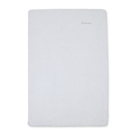 Changing mat cover Bamboo 60x85cm BEMINI Light grey