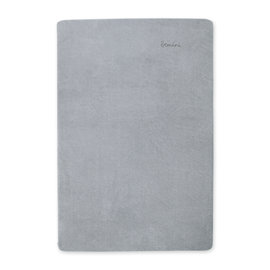 Changing mat cover Bamboo 60x85cm BEMINI Medium grey