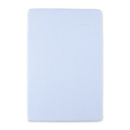Changing mat cover Quilted jersey 60x85cm BEMINI Light blue