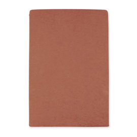 Changing mat cover Terry 60x85cm BEMINI Terracotta