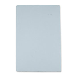 Changing mat cover Tetra Jersey 60x85cm CADUM Blue grey