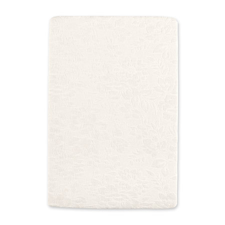 Changing mat cover Terry 60x85cm IDYLE Ecru