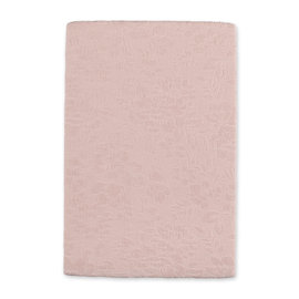 Housse coussin Terry 60x85cm IDYLE Blush