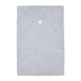 Housse coussin Terry 60x85cm STARY Gris chiné