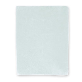 Changing mat cover Terry 60x85cm BEMINI Light mint